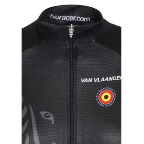 Bioracer Van Vlaanderen Pro Race Jersey Women black